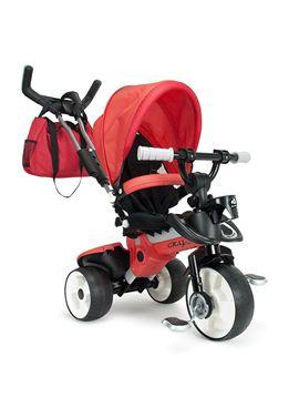 Triciclo city max rojo