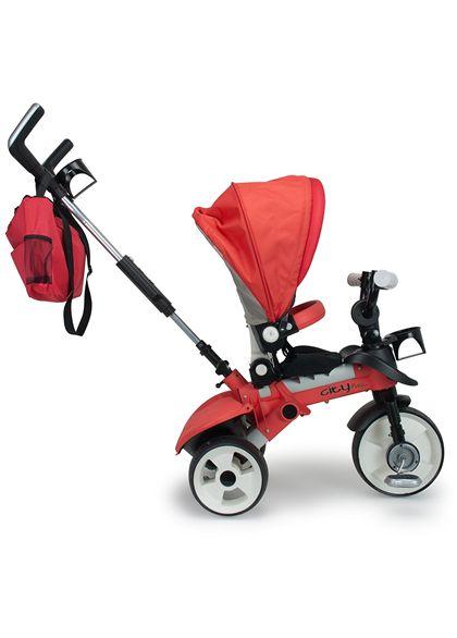 Triciclo city max rojo - 18503271(3)