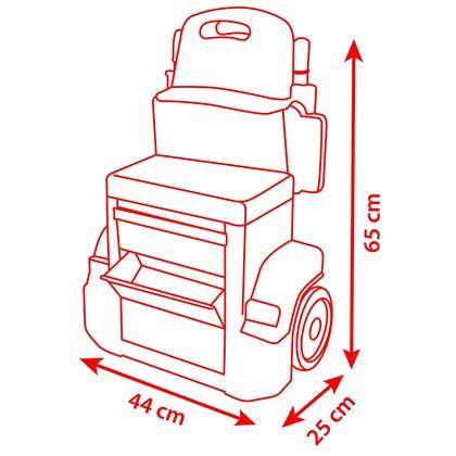 Mack truck trolley cars 3 - 33760208(3)