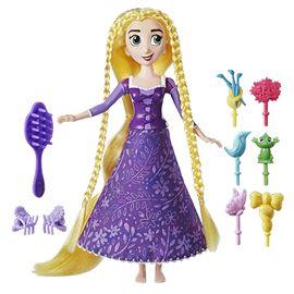 Rapunzel peinados divertidos