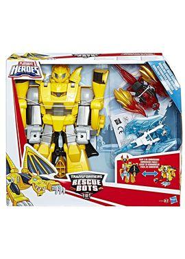 Transformer rescue bots bumblebee - 25537160