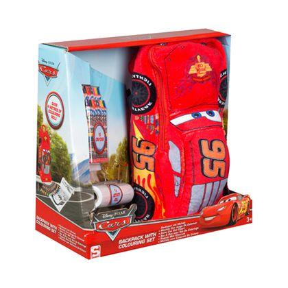 Activity backpack de cars - 48335244