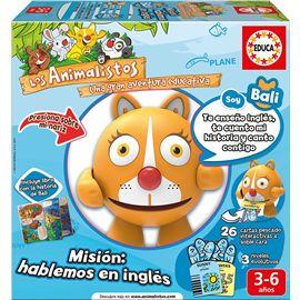Animalisto bali la gatita (ingles) - 04017248