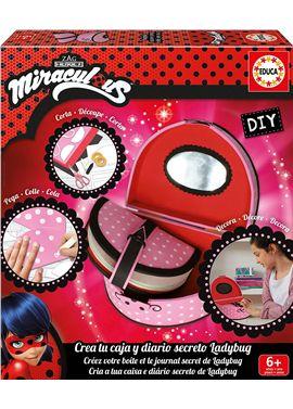 Diario secreto ladybug - 04017420