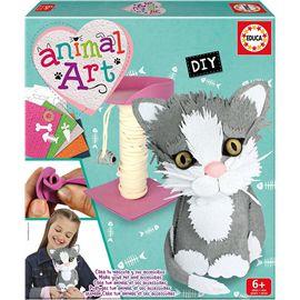 Animal art gatito - 04017422