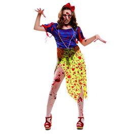 Blancanieves zombie ml mujer ref.201954