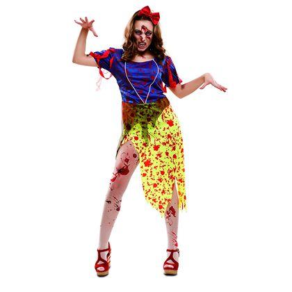 Blancanieves zombie ml mujer ref.201954 - 55221954