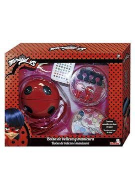 Ladybug bolsa belleza y manicura