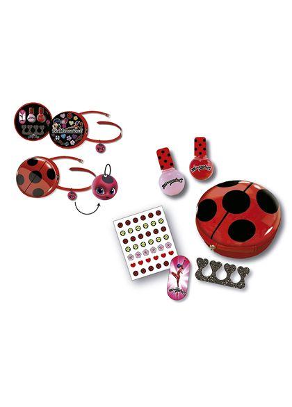 Ladybug bolsa belleza y manicura - 33313169(1)