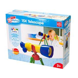Mi primer telescopio x15 infantil - 87400005