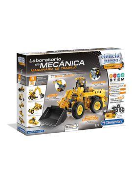 Laboratorio mecanica maquinaria trabajo - 06655192