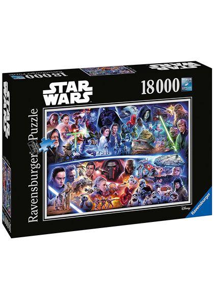 Puzzle 18000 star wars - 26917827