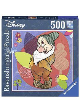 Puzzle 500 timido - 26915240