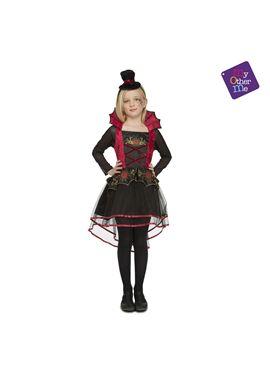 Señorita roja 10-12 años niña ref.204008 - 55224008