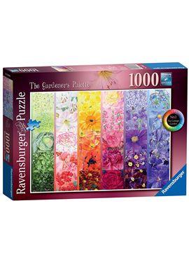 Puzzle 1000 gardener´s palette no.1 - 26919800