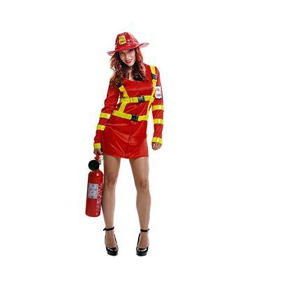 Bombera mujer m-l - 55200973