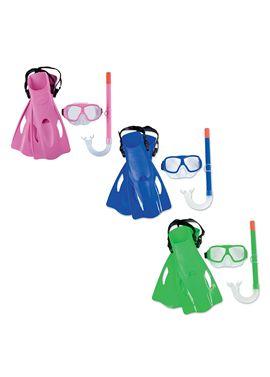 Set de snorkel freestyle, edad: +7 años - 86725019