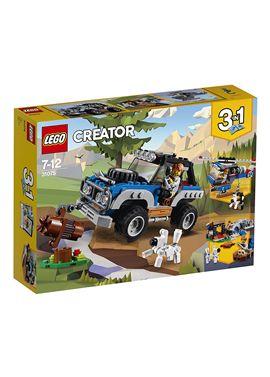 Aventuras lejanas lego creator - 22531075