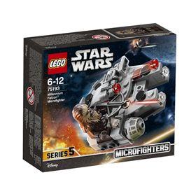 Microfighter: halcón milenario star wars tm - 22575193
