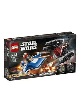 Microfighters: ala-a vs. silenciador tie star wars - 22575196