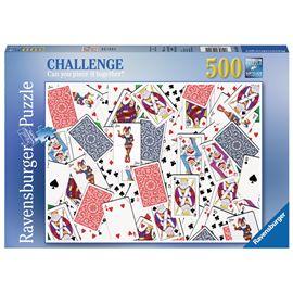 Puzzle 500 52 carte - 26914800