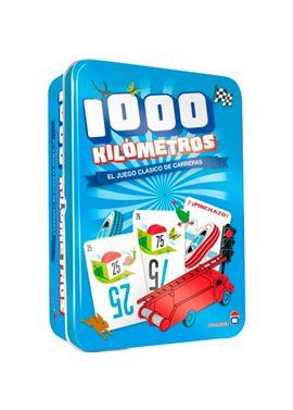 1000 kilometros en lata