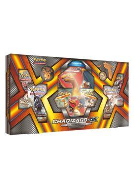 Caja charizard gx premium - 50335878