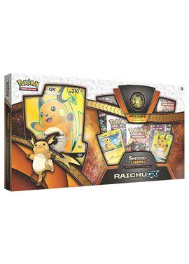 Caja raichu-gx de leyendas luminosas - 50335891