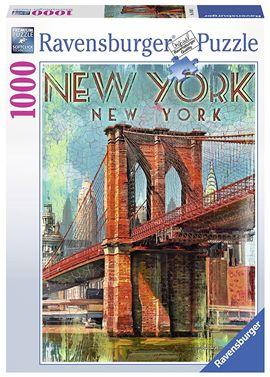 Puzzle 1000 new york - 26919835