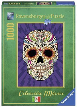 Puzzle 1000 skull - 26919686