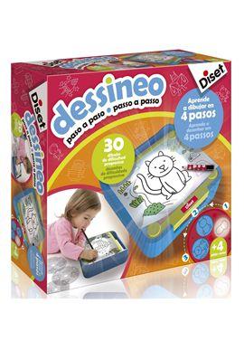Dissneo aprende a dibujar paso a paso - 09560186