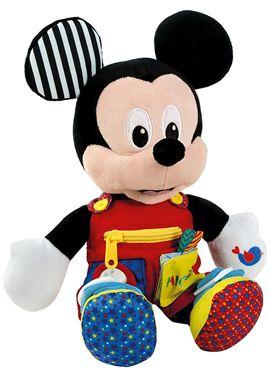 Mickey peluche primeros aprendizajes - 06655207