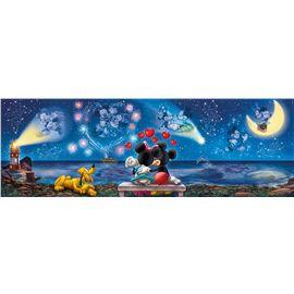 Puzzle 1000 mickey y minnie panoramico - 06639449