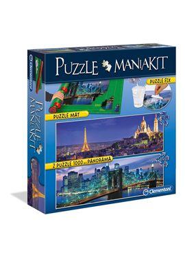 Puzzle maniakit (tapete+2 puzzles+cola) - 06639277