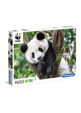 Puzzle 104 panda - 06627997