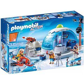Cuartel polar de exploradores - 30009055