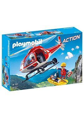 Helicoptero rescate de montaña - 30009127