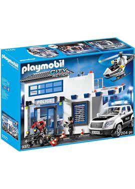 Mega set de policia - 30009372