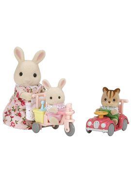 Mamá con bebés y correpasillos - 28905040