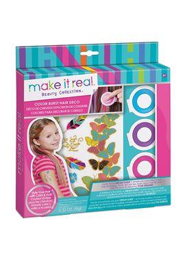 Colores para decorar el cabello