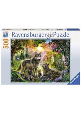 Puzzle 500 lobos - 26914745