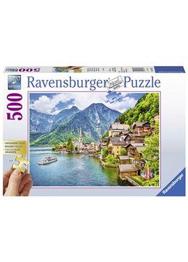 Puzzle 500 hallstatt - 26913687