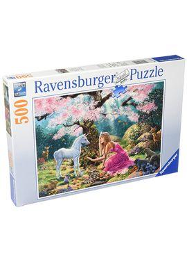 Puzzle 500 unicornio - 26914642