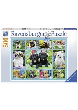 Puzzle 500 perros - 26914708