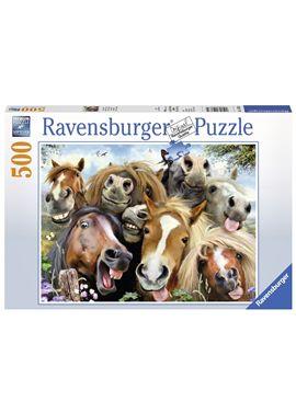 Puzzle 500 selfie - 26914763