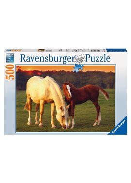 Puzzle 500 caballos - 26914347
