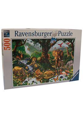 Puzzle 500 jungla - 26914171