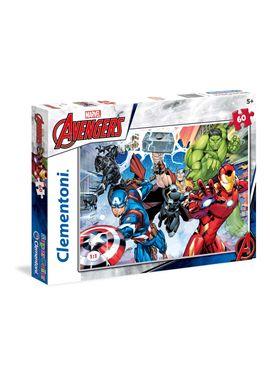 Puzzle 60 avengers