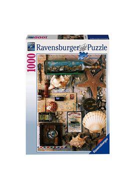 Puzzle 1000 souvenirs de mar - 26919479