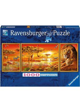Puzzle 1000 africa - 26919836